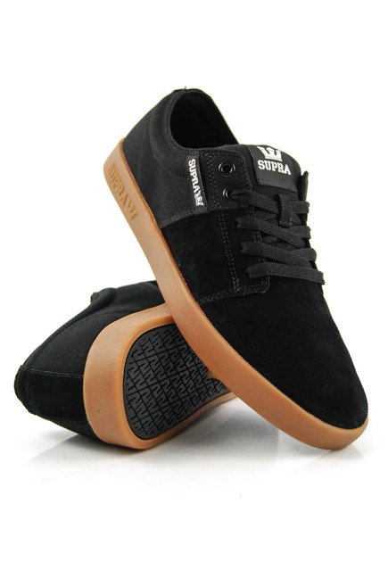 Buty Supra - Stacks II Black-Gum