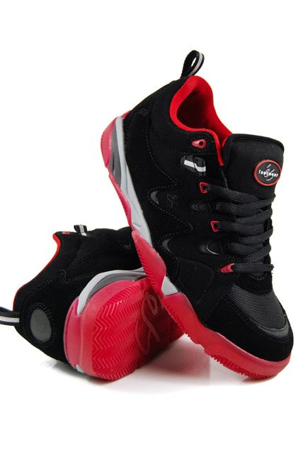 Buty éS  -  Symbol black/red