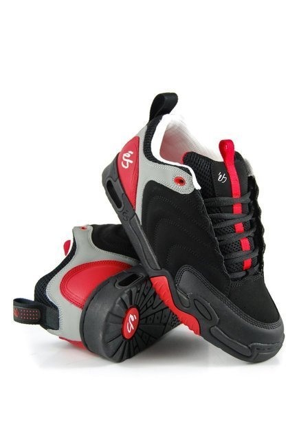 Buty éS  -  Tribo black/grey/red