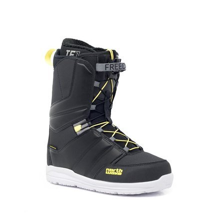 Buty snowboardowe Northwave - Freedom Black/Yellow
