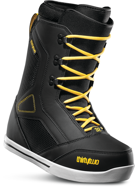 Buty snowboardowe ThirtyTwo - 86 FT Black/Yellow