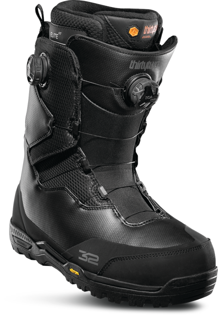 Buty snowboardowe ThirtyTwo - Focus Double Boa Black