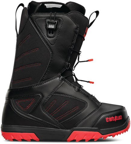 Buty snowboardowe ThirtyTwo - Groomer FT Black/Red