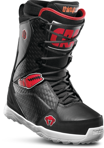 Buty snowboardowe ThirtyTwo - Lashed Crab Grab Black/Red/White
