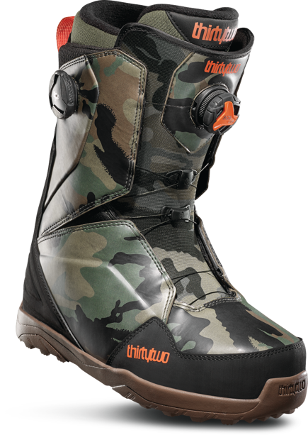 Buty snowboardowe ThirtyTwo - Lashed Double Boa Camo