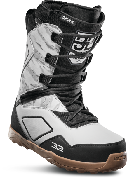 Buty snowboardowe ThirtyTwo - Light JP White/Black/Gum