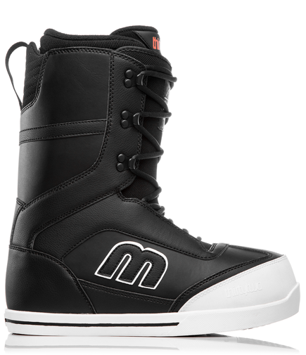 Buty snowboardowe ThirtyTwo - Lo Cut Black/White