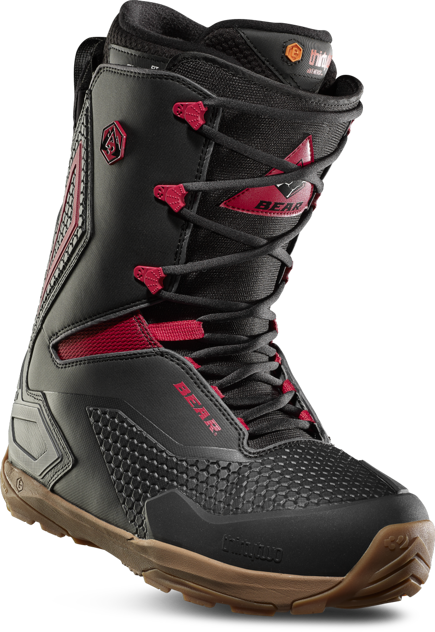 Buty snowboardowe ThirtyTwo - TM 3 Bear Black/Red/Gum
