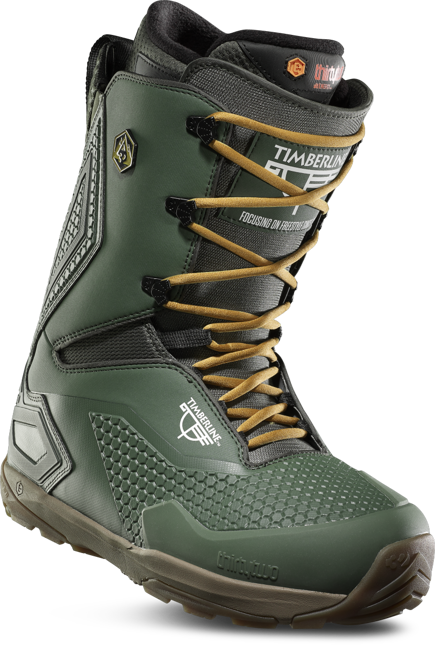 Buty snowboardowe ThirtyTwo - TM 3 Timberline Green/Gum