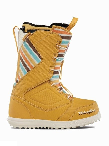 Buty snowboardowe ThirtyTwo - WMN Zephyr FT Yellow