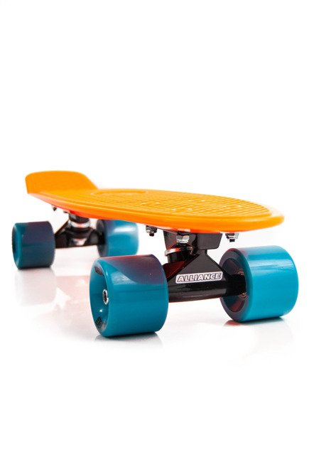 Cruiser Alliance 01 Orange/Teal/Black