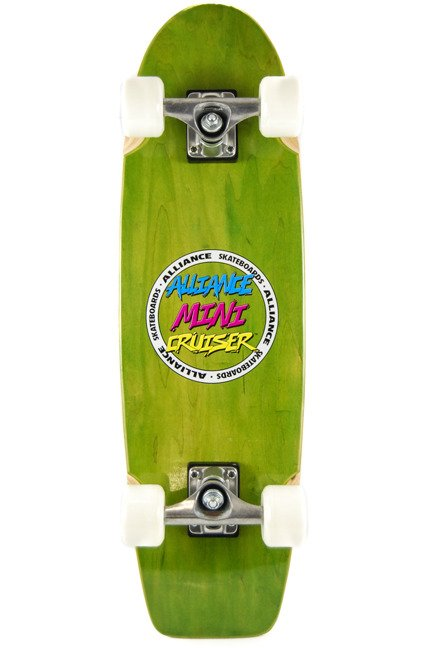 Cruiser Alliance Mini Cruiser Green