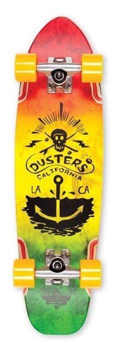 Cruiser Dusters California - Anchored Rasta