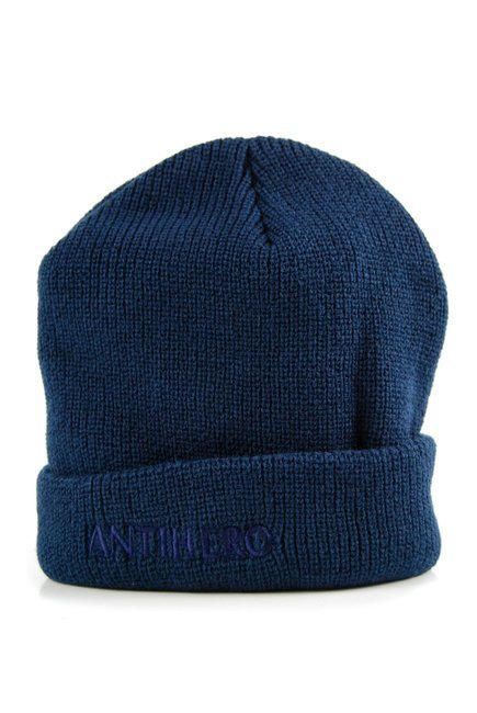 Czapka Anti Hero - Beanie Black Hero Long Navy