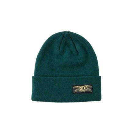 Czapka Anti Hero - Black Hero eagle green beanie