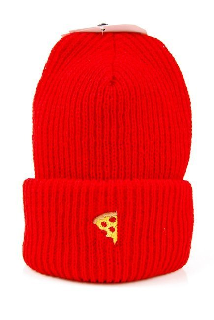 Czapka Pizza Skateboards - Emoji red