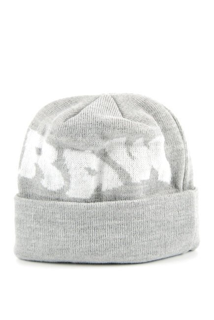 Czapka Raw Hide - Big OG logo grey