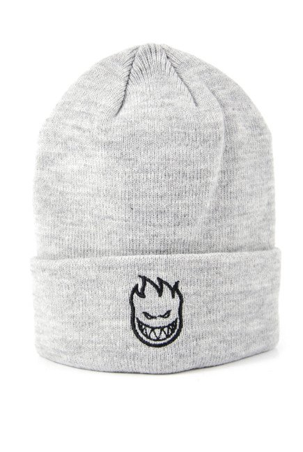 Czapka Spitfire - Bighead Embroidery Grey/Black