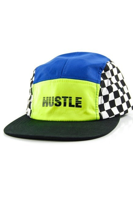 Czapka z daszkiem DGK - Team Hustle 5panel multi