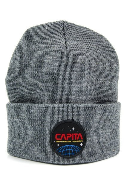Czapka zimowa Capita - Space dark grey