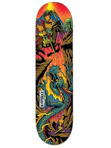 Deck Darkstar - Blacklight Manolo R7