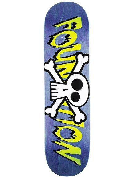 Deck Foundation - CROSSBONES