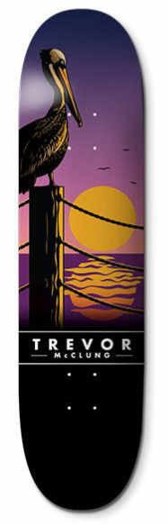 Deck Plan B - Trevor Sunset