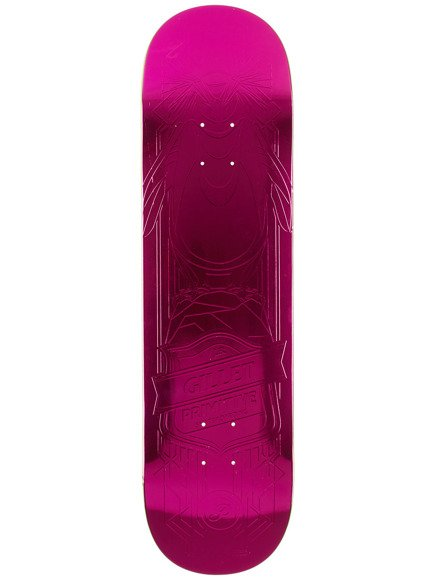 Deck Primitive - Gillet Raised  Foil Penguin Pink