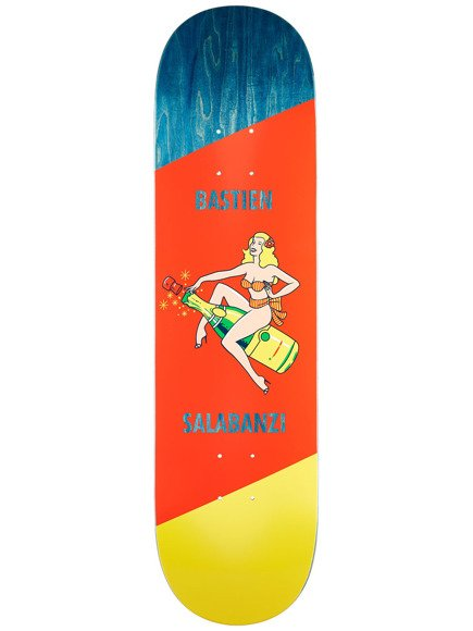 Deck Primitive - Salabanzi Pin Up