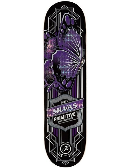 Deck Primitive - Silvas Butterfly