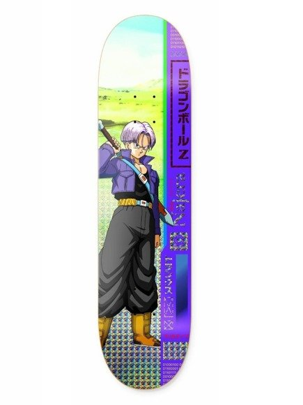 Deck Primitive x Dragonball Z - Najera Trunks