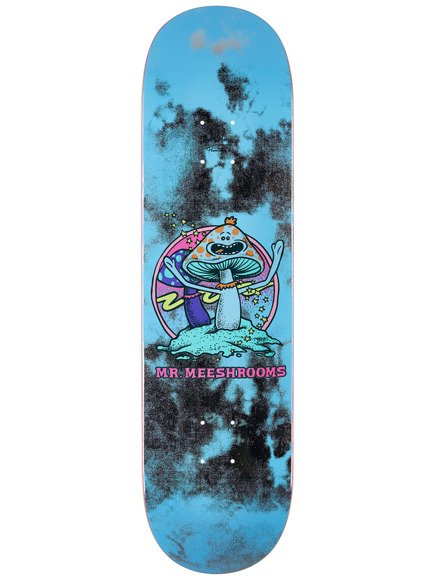 Deck Primitive x Rick & Morty - Mr. Meeshrooms