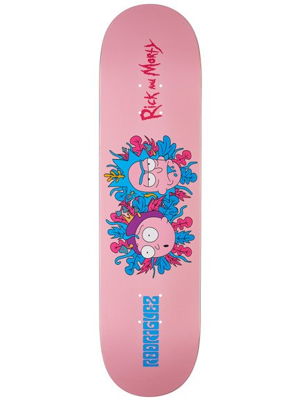 Deck Primitive x Rick & Morty - Rodriguez