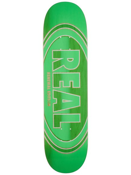 Deck Real - Crossfade Renewal MD Green