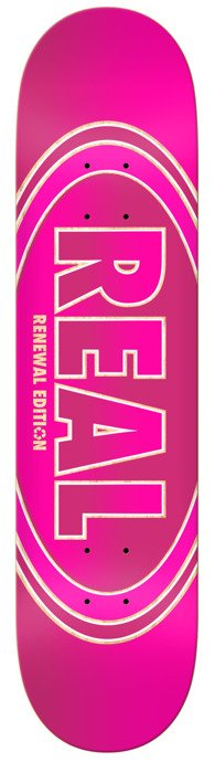 Deck Real - Crossfade Renewal XL Pink