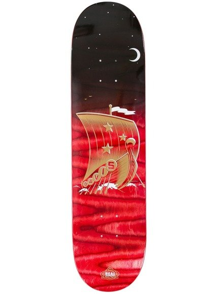 Deck Real - Davis Starboard Spectrum Red