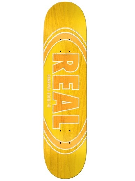 Deck Real - Remix Renewal XL Yellow