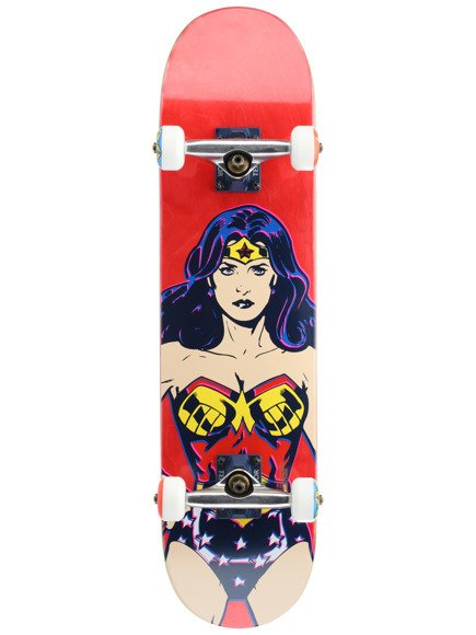 Deska kompletna Almost - Wonder Woman Color Mid