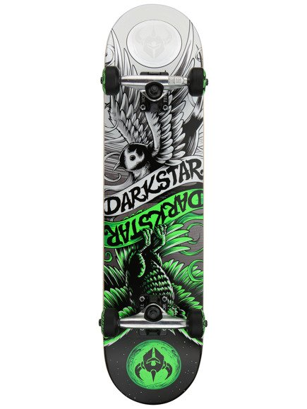 Deska kompletna Darkstar - Early Bird Neon Grn Soft Whl