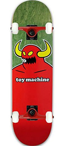 Deska kompletna Toy Machine - Monster green