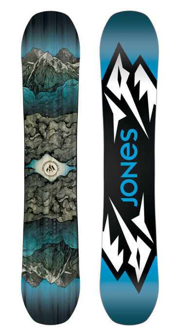 Deska snowboardowa Jones - Mountain Twin