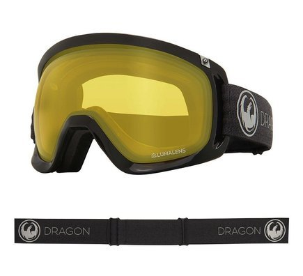 Gogle Dragon D3 -  Echo L.Photochromic Yellow Lens