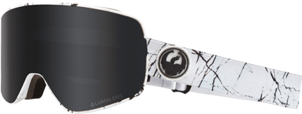 Gogle Dragon NFX2 - Jossi Wells Signature - Dark Smoke + L.Rose Free Lens
