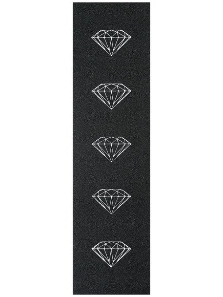 Griptape Diamond Supply - Brilliant Griptape White