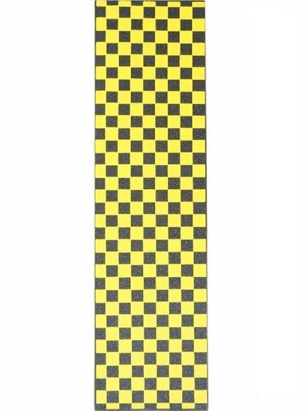 Griptape - Jessup Pimp Checkered Yellow/Black