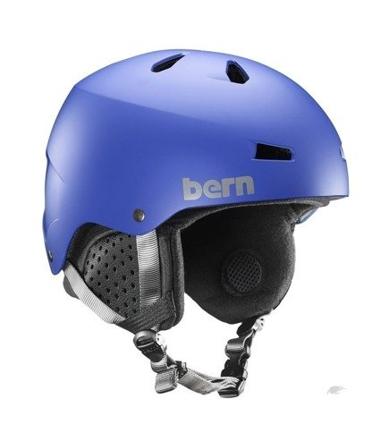 a83096ba325 Kask Bern - Macon Matte Cobalt Blue