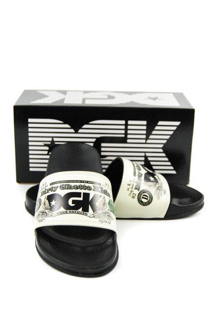 Klapki DGK  -  Currency Slide Slippers