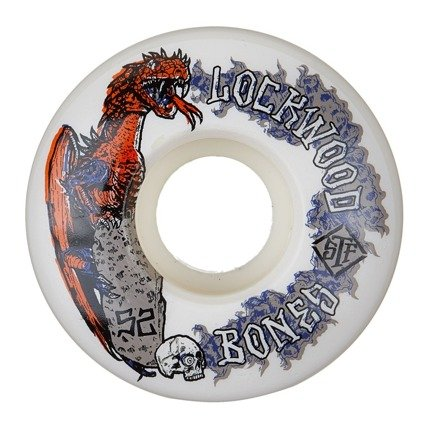 Kółka Bones - Lockwood Dragon STF V3 52mm