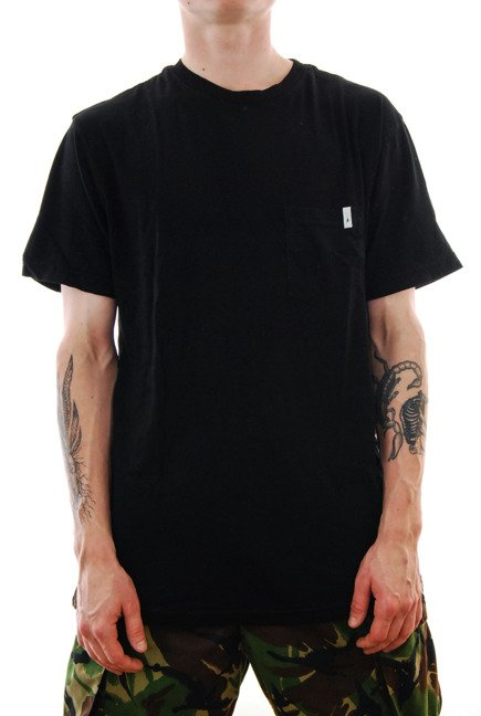 Koszulka Altamont - Essential Pocket black