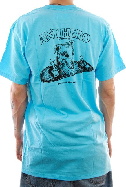 Koszulka Antihero - Best Friend light blue